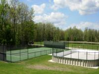 Somerset Pines Tennis and Hockey Area